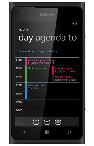 Productafbeelding van de Nokia Lumia 900