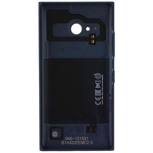 Productafbeelding van de Nokia Wireless Charging Shell Grey Lumia 735