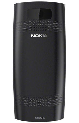 Productafbeelding van de Nokia X2-05 Black