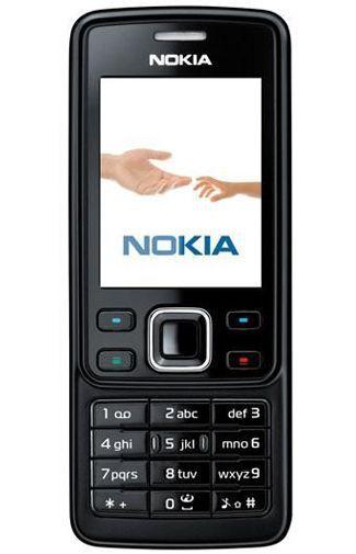 Productafbeelding van de Nokia 6300 All Black