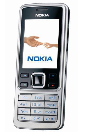 Productafbeelding van de Nokia 6300 Black Silver