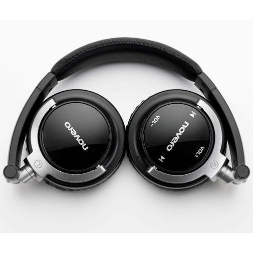 Productafbeelding van de Novero Bluetooth Headphone Rockdale Black