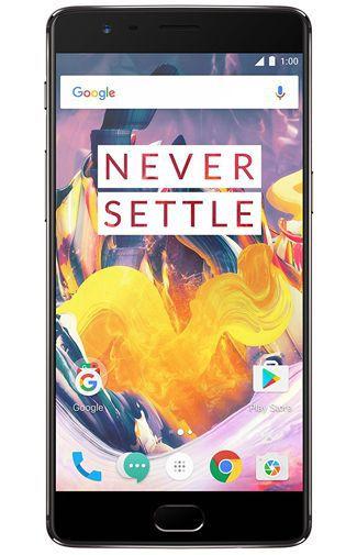 Productafbeelding van de OnePlus 3T 64GB Grey