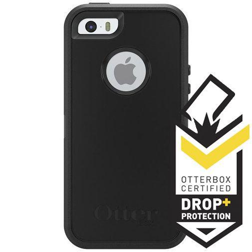 Productafbeelding van de Otterbox Defender Case Black Apple iPhone 5/5S/SE