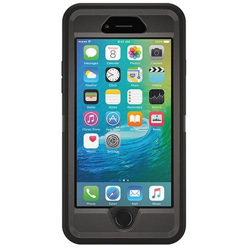 Productafbeelding van de Otterbox Defender Case Black Apple iPhone 6/6S