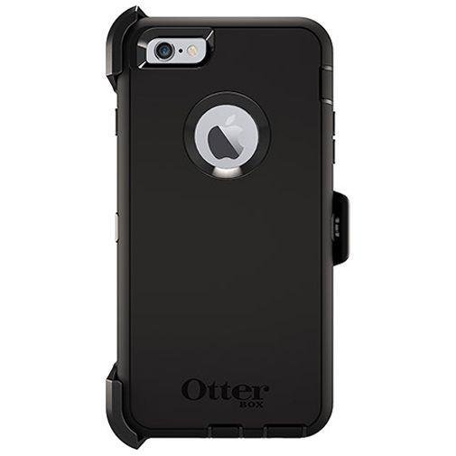 Productafbeelding van de Otterbox Defender Case Black Apple iPhone 6 Plus/6S Plus