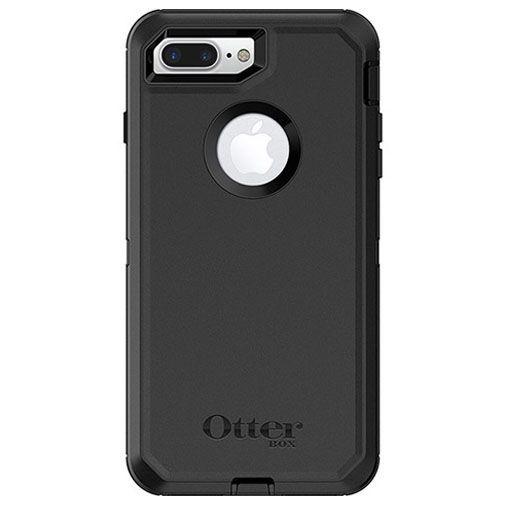 Productafbeelding van de Otterbox Defender Case Black Apple iPhone 7 Plus/8 Plus
