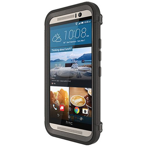 Productafbeelding van de Otterbox Defender Case Black HTC One M9 (Prime Camera Edition)