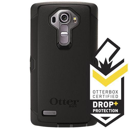 Productafbeelding van de Otterbox Defender Case Black LG G4