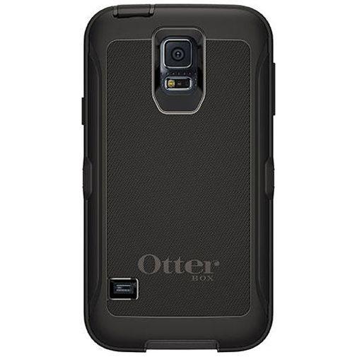 Productafbeelding van de Otterbox Defender Case Black Samsung Galaxy S5/S5 Plus/S5 Neo
