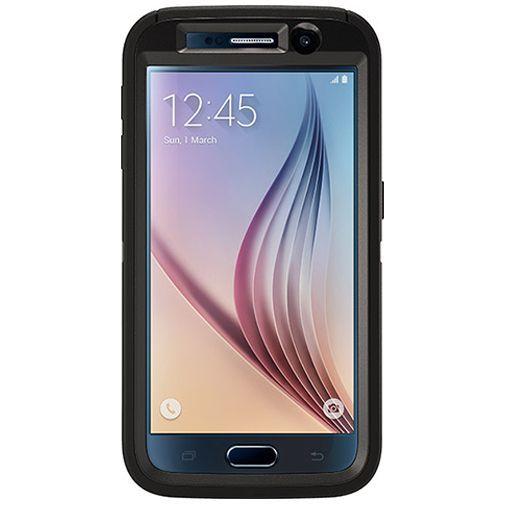 Productafbeelding van de Otterbox Defender Case Black Samsung Galaxy S6