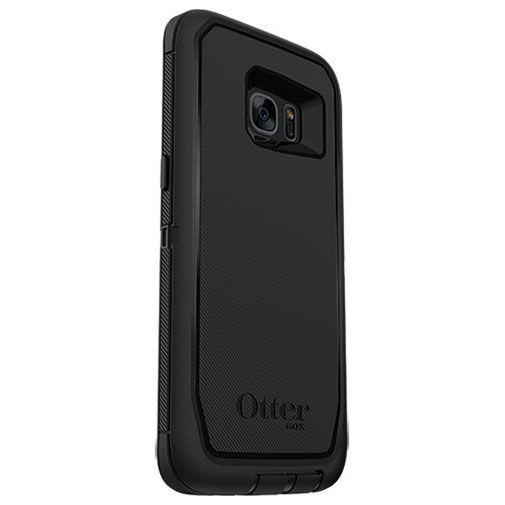 Productafbeelding van de Otterbox Defender Case Black Samsung Galaxy S7 Edge
