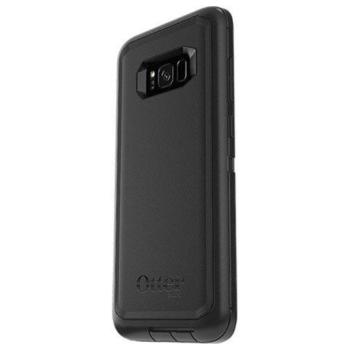 Productafbeelding van de Otterbox Defender Case Black Samsung Galaxy S8+