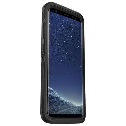 Produktimage des Otterbox Defender Schutzhülle Schwarz Samsung Galaxy S8