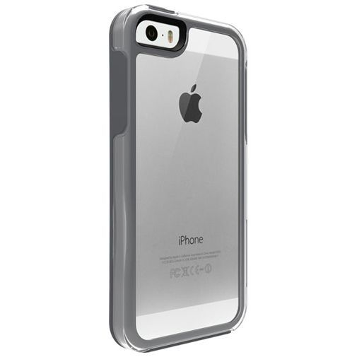 Productafbeelding van de Otterbox My Symmetry Case Grey Crystal Apple iPhone 5/5S/SE