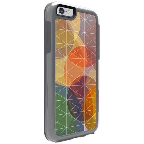 Productafbeelding van de Otterbox My Symmetry Case Grey Crystal Apple iPhone 6/6S