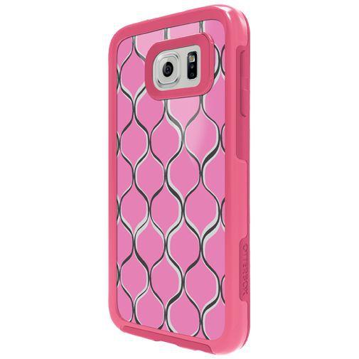 Productafbeelding van de Otterbox My Symmetry Case Sorbet Crystal Samsung Galaxy S6