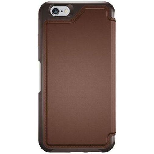 Productafbeelding van de Otterbox Strada Case Saddle Brown Apple iPhone 6/6S