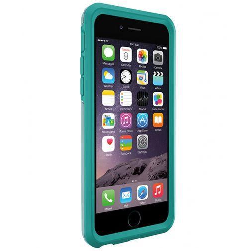Productafbeelding van de Otterbox Symmetry Case Aqua Dot Apple iPhone 6/6S