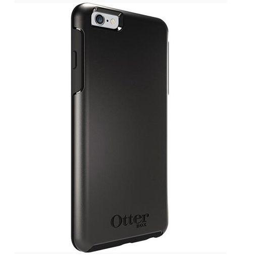Productafbeelding van de Otterbox Symmetry Case Black Apple iPhone 6 Plus/6S Plus