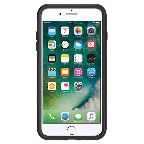 Productafbeelding van de Otterbox Symmetry Case Black Apple iPhone 7 Plus/8 Plus
