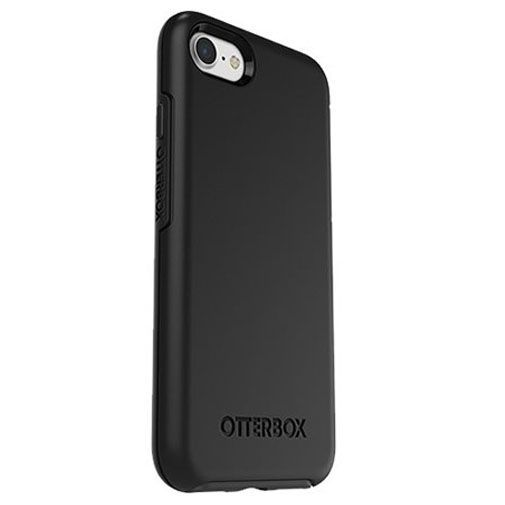 Productafbeelding van de Otterbox Symmetry Case Black Apple iPhone 7/8/SE 2020
