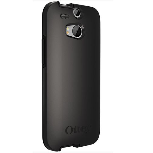 Productafbeelding van de Otterbox Symmetry Case Black HTC One M8