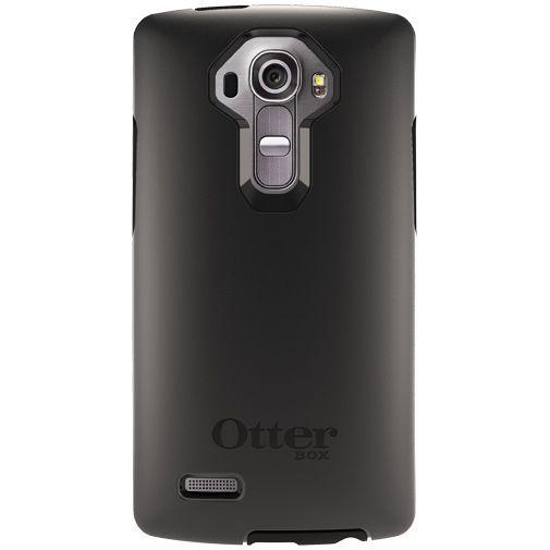 Productafbeelding van de Otterbox Symmetry Case Black LG G4