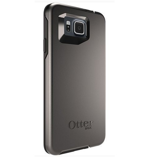 Productafbeelding van de Otterbox Symmetry Case Black Samsung Galaxy Alpha