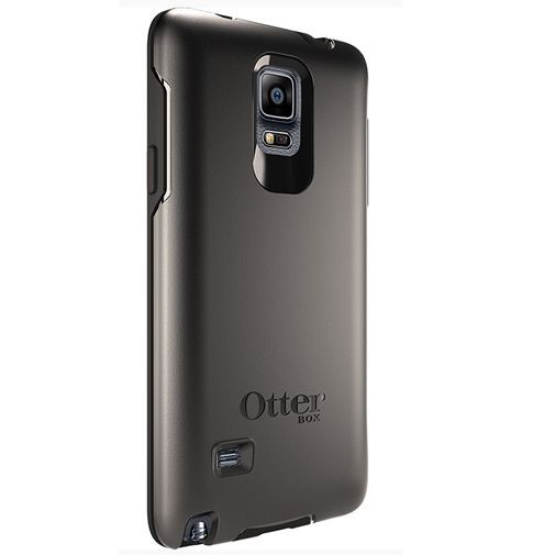 Productafbeelding van de Otterbox Symmetry Case Black Samsung Galaxy Note 4