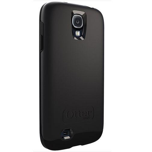 Productafbeelding van de Otterbox Symmetry Case Black Samsung Galaxy S4