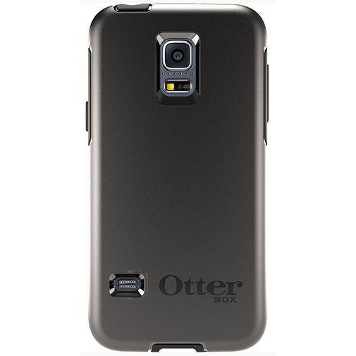 Productafbeelding van de Otterbox Symmetry Case Black Samsung Galaxy S5 Mini