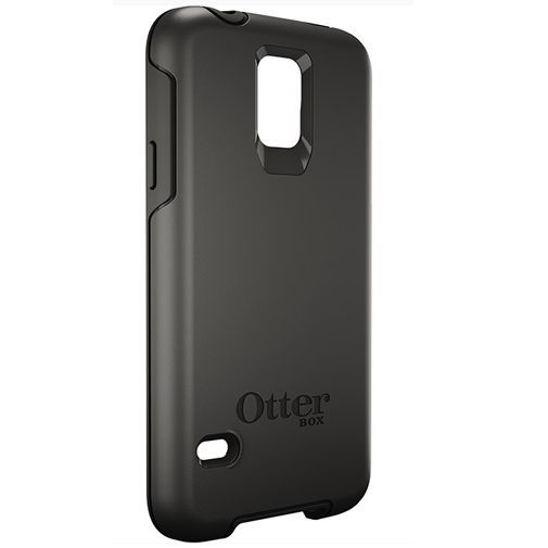 Productafbeelding van de Otterbox Symmetry Case Black Samsung Galaxy S5/S5 Plus/S5 Neo