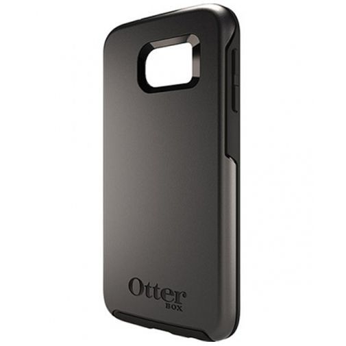 Productafbeelding van de Otterbox Symmetry Case Black Samsung Galaxy S6