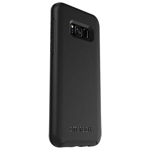 Productafbeelding van de Otterbox Symmetry Case Black Samsung Galaxy S8+