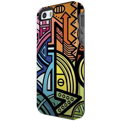 Productafbeelding van de Otterbox Symmetry Case Brazilian Pop Apple iPhone 5/5S/SE