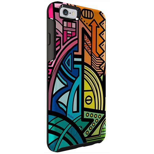 Productafbeelding van de Otterbox Symmetry Case Brazilian Pop Apple iPhone 6/6S
