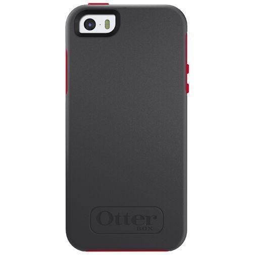 Productafbeelding van de Otterbox Symmetry Case Cardinal Apple iPhone 5/5S/SE