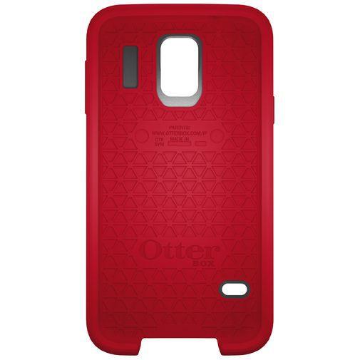 Productafbeelding van de Otterbox Symmetry Case Cardinal Samsung Galaxy S5/S5 Plus/S5 Neo