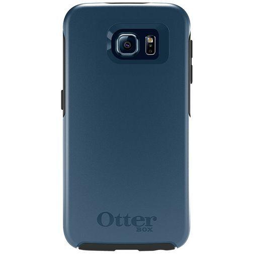 Productafbeelding van de Otterbox Symmetry Case City Blue Samsung Galaxy S6