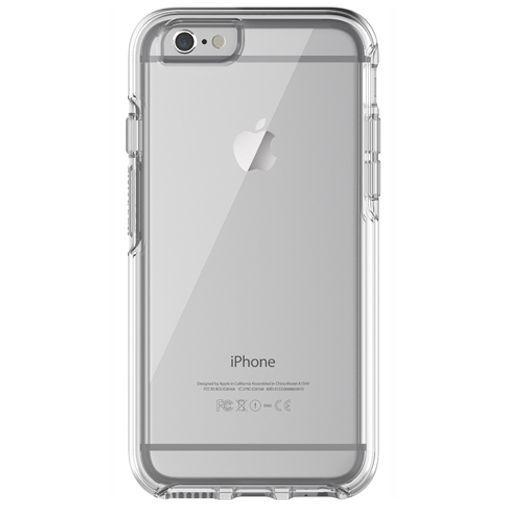 Productafbeelding van de Otterbox Symmetry Case Clear Apple iPhone 6/6S
