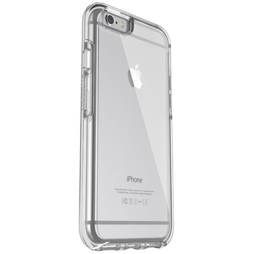 Produktimage des Otterbox Symmetry Schutzhülle Clear Apple iPhone 6/6S