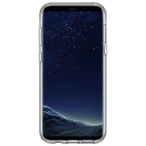 Productafbeelding van de Otterbox Symmetry Case Clear Samsung Galaxy S8+