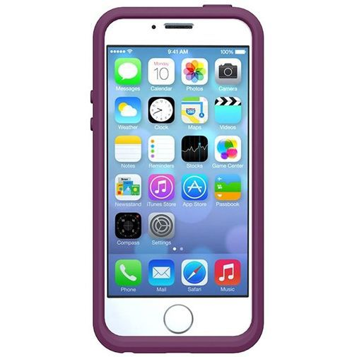 Productafbeelding van de Otterbox Symmetry Case Crushed Damson Apple iPhone 5/5S/SE