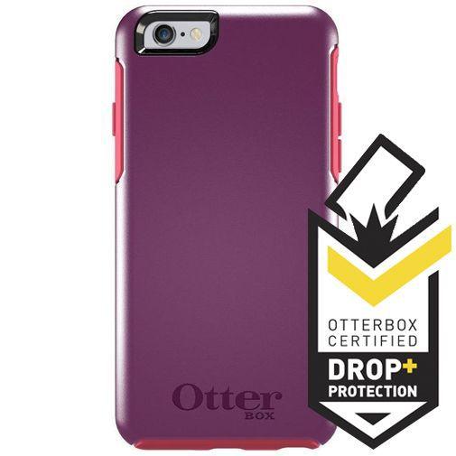 Productafbeelding van de Otterbox Symmetry Case Damson Berry Apple iPhone 6/6S