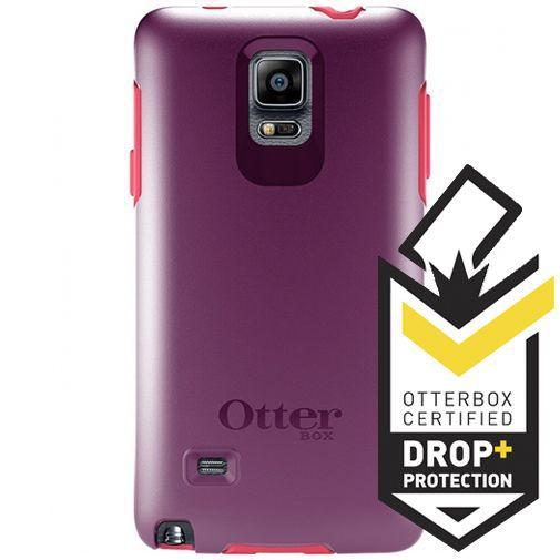 Productafbeelding van de Otterbox Symmetry Case Damson Berry Samsung Galaxy Note 4