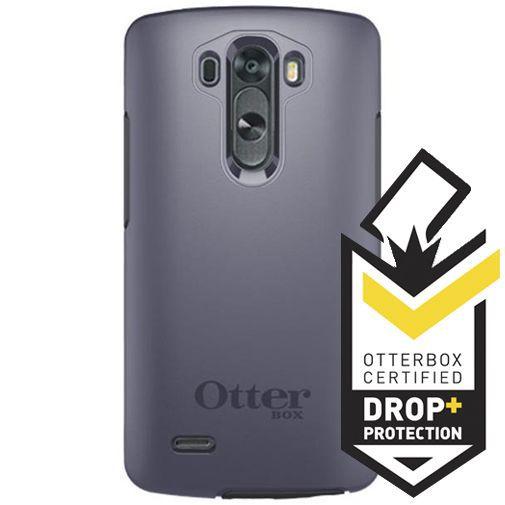 Productafbeelding van de Otterbox Symmetry Case Denim LG G3