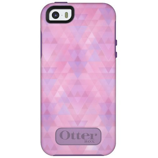 Productafbeelding van de Otterbox Symmetry Case Dreamy Pink Apple iPhone 5/5S/SE