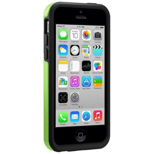 Productafbeelding van de Otterbox Symmetry Case Green Apple iPhone 5C