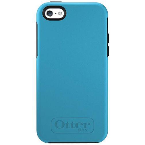 Productafbeelding van de Otterbox Symmetry Case Snowcone Blue Apple iPhone 5C